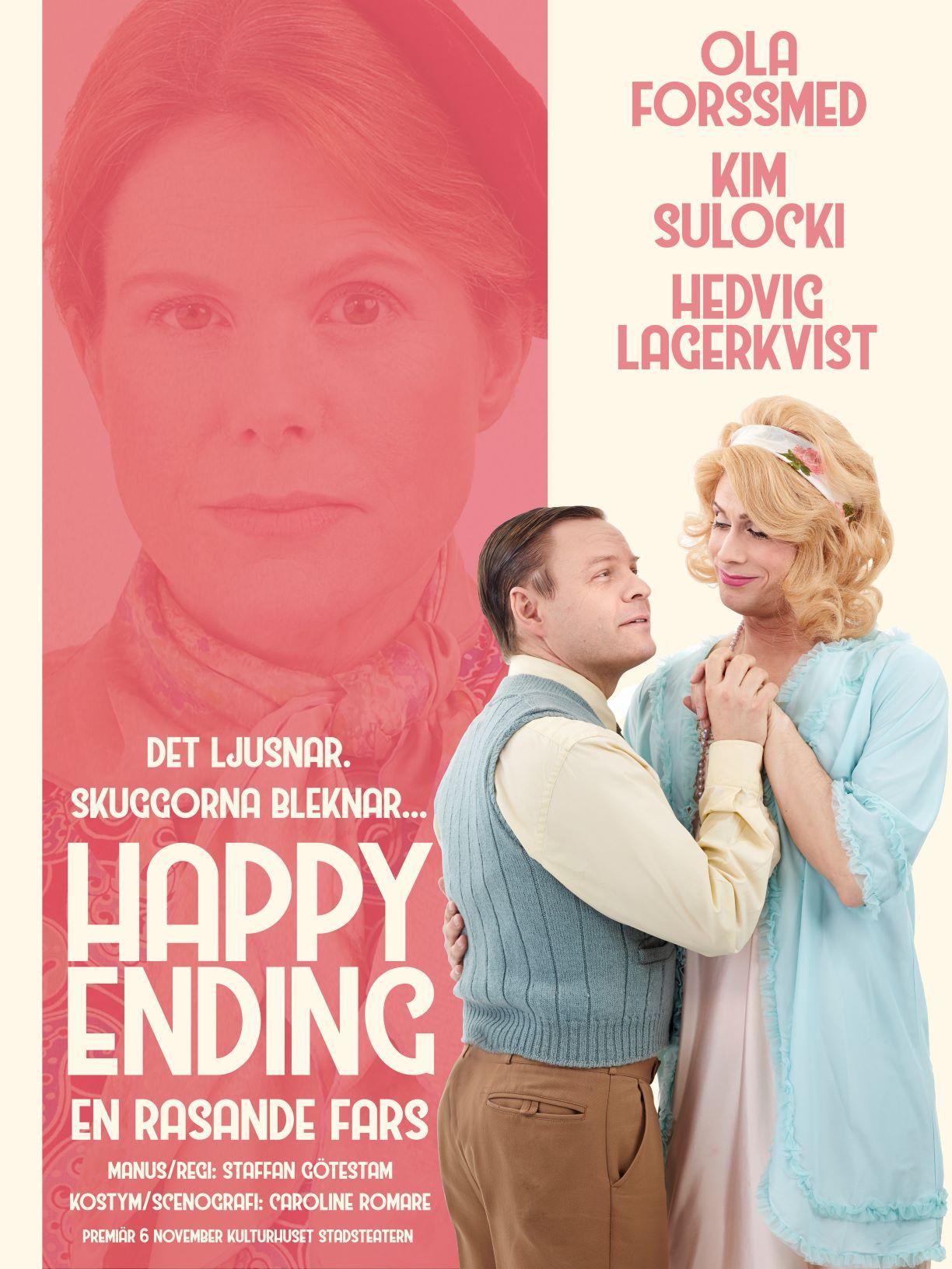 Happy Ending utskick