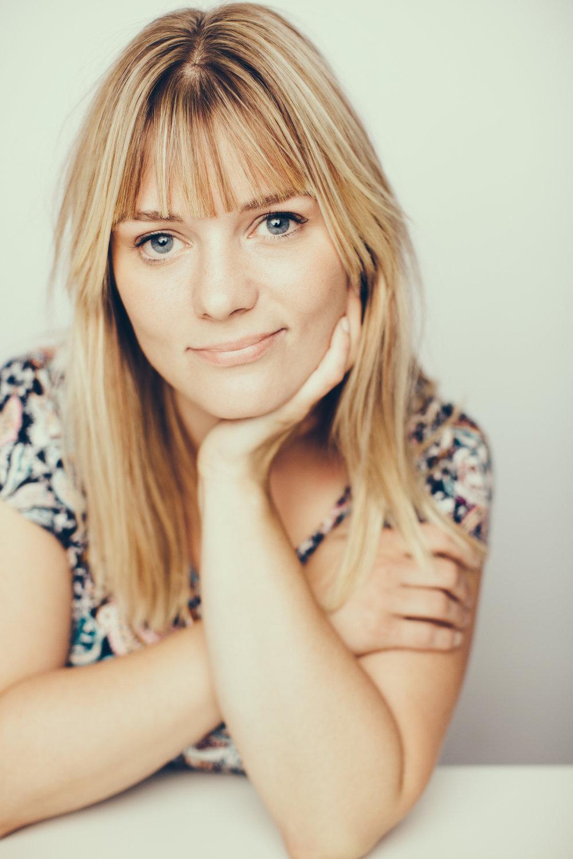 Dramatiker Julie Petrine Glargaard. Foto: HEIN Photography