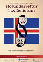 Scenekunstens-rettigheder-Islandsk-forside